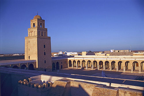 Pourquoi visiter la ville de Kairouan en Tunisie