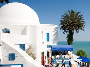 sidi bou said photo