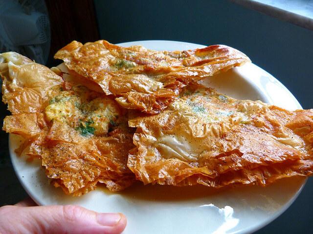 La cuisine traditionnelle de la Tunisie
